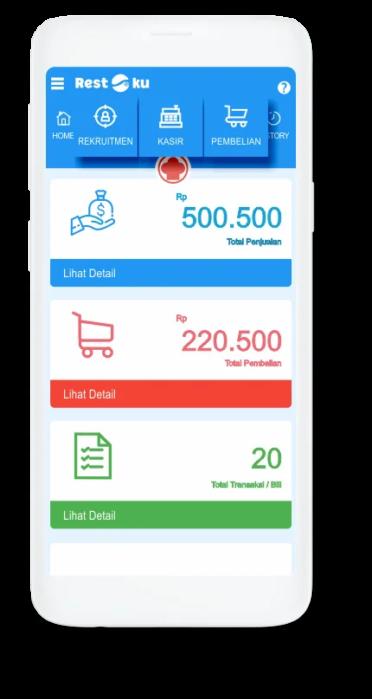 Aplikasi Warung Makan Online